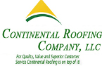 Website for Continental Roofing Company, LLC