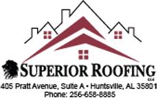 Website for Superior Roofing, LLC