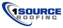 Website for 1 Source Roofing, LLC
