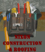 Website for Nixon Construction & Roofing