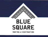 Website for Blue Square Roofing & Construction LLC