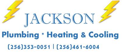 Website for Jackson Plumbing Heating & Cooling, LLC