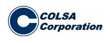 Website for COLSA Corporation