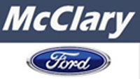 Website for McClary Ford, Inc.