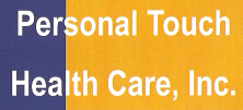 Website for Personal Touch Health Care & Pharmacy