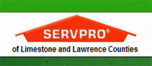 Website for SERVPRO of Limestone and Lawrence Counties