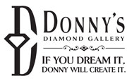 Website for Donny's Diamond Gallery, Inc.