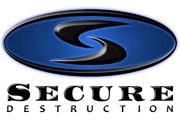 Website for Secure Destruction Service