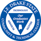 Website for J.F. Drake State Community & Technical College