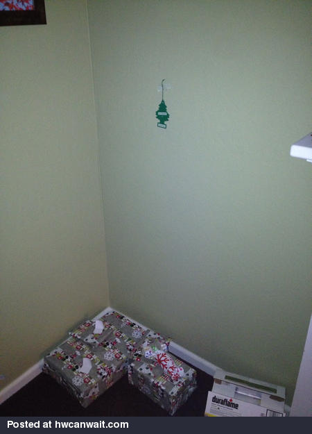 Dorm Room Christmas Tree
