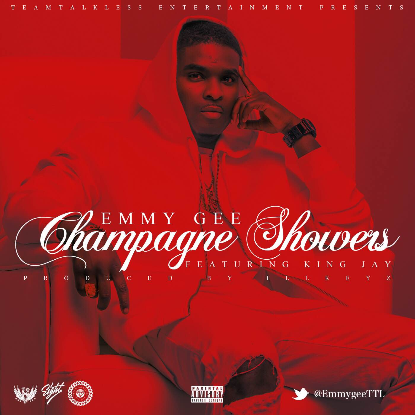 Emmy Gee - Champagne Showers