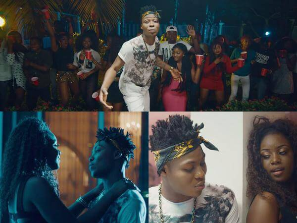"Reekado Banks ""Corner"" Video"
