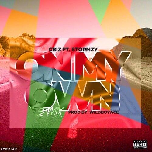 Stormzy on my own remix c biz