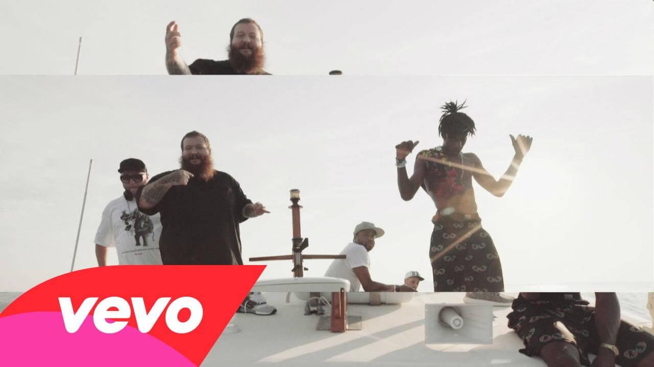 """Statik Selektah Feat. Action Bronson, Joey Bada$$ """"Beautiful Life"""" Video"""