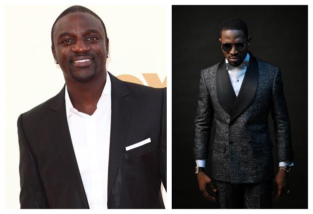 D'Banj – Frosh Feat. Akon