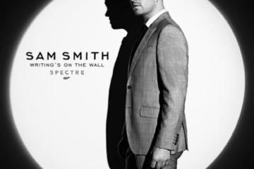 samsmith-writingsonthewall james bond