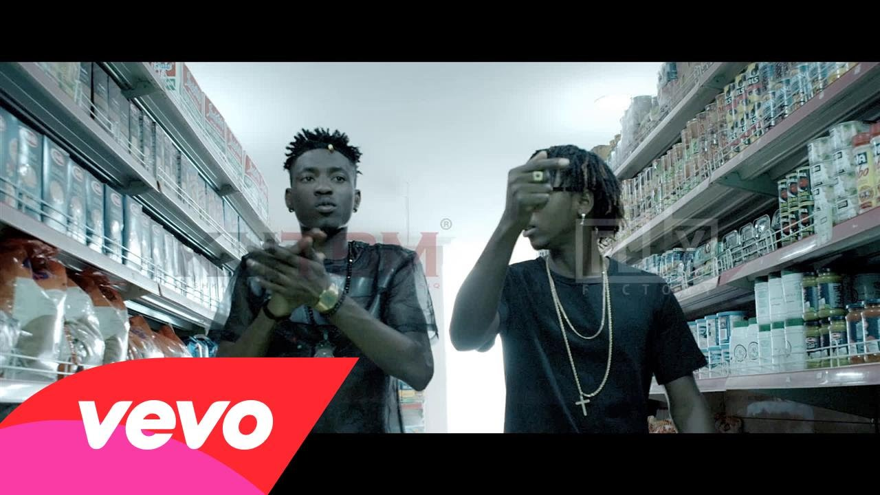 "LK Kuddy Feat. Yung6ix ""With You"" Video"