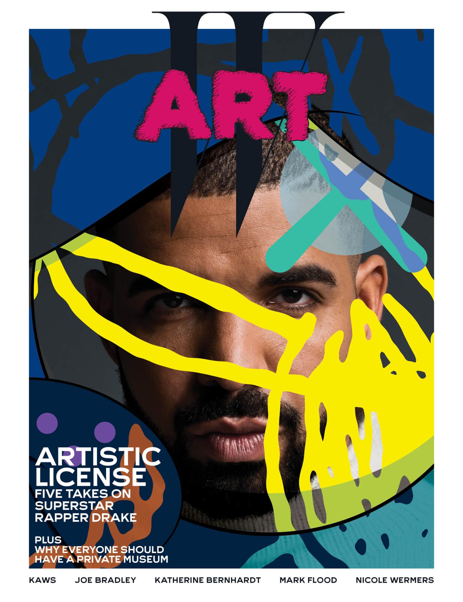 Drake W Magazine