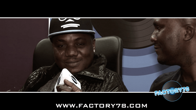 CDQ Interview & Freestyle On Factory78