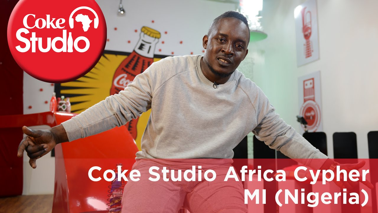 Coke Studio Africa Cypher with M.I Abaga