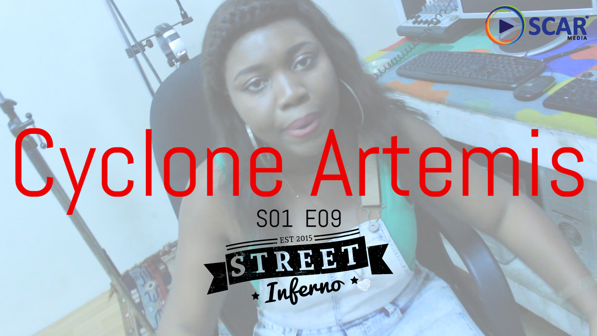 Street Inferno Sessions w/ Cyclone Artemis