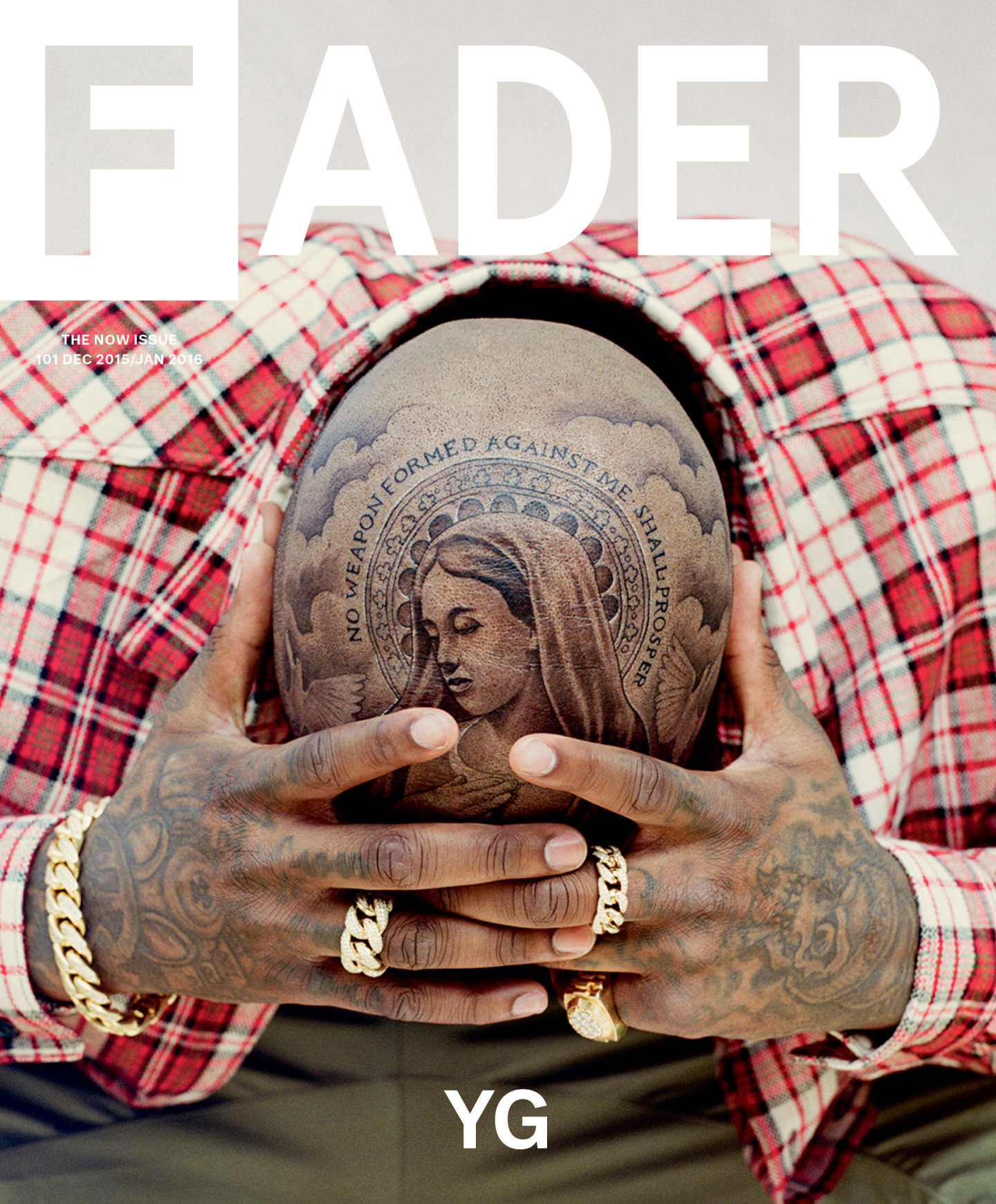 YG Covers FADER