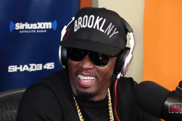 """Puff Daddy Talks New York Rap, 'MMM,' & """"Losing His Soul"""" On Sway In the Morning"""