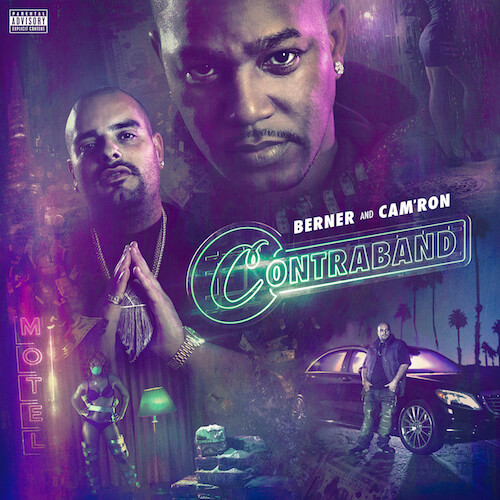 Berner & Cam'ron - Contraband (EP)