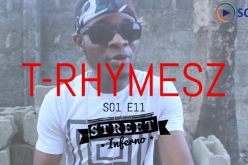 Street Inferno Sessions w/ T-Rhymesz
