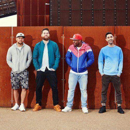 Rudimental - Lay It All On Me Feat. Big Sean, Vic Mensa & Ed Sheeran