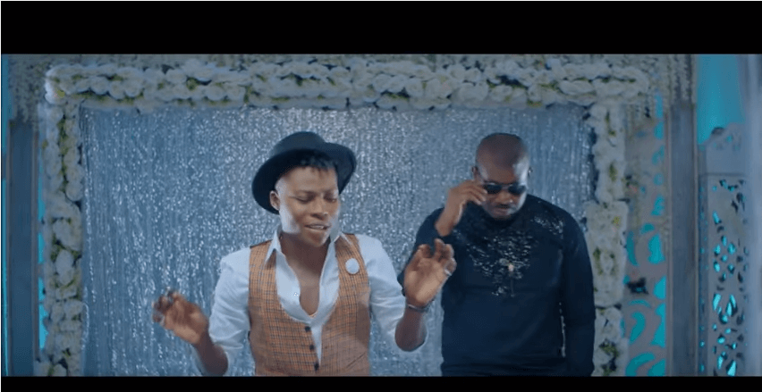 "Reekado Banks ""Sugar Baby"" Video"