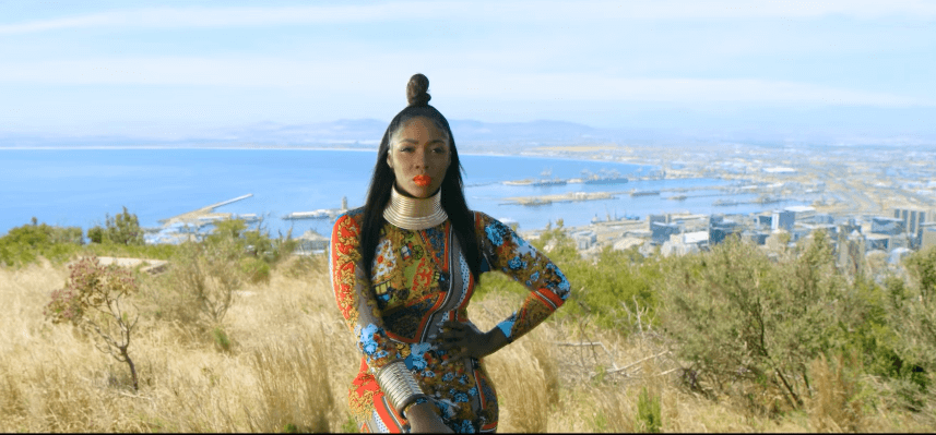 "Tiwa Savage ""African Waist"" Video"