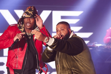 Future & DJ Khaled Perform on 'Jimmy Kimmel Live!'