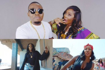 "Tiwa Savage Feat. Olamide ""Standing Ovation"" Video"