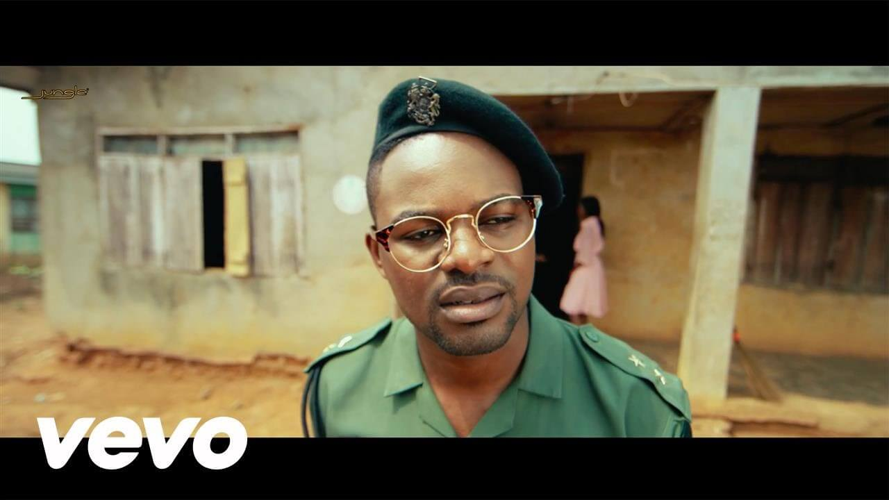 "Falz f/ Simi ""Soldier"" Video"