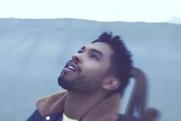 Miguel Waves Remix Video