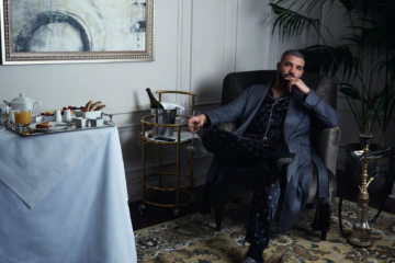 Drake Interview with Zane Lowe