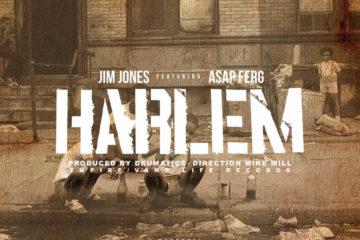 Jim Jones - Harlem Feat. A$AP Ferg [New Song]