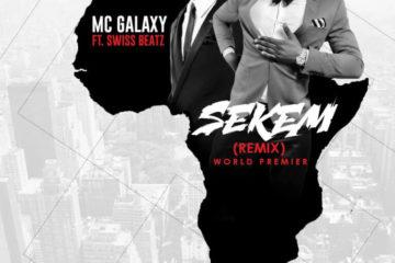 MC Galaxy – Sekem (Remix) f/ Swizz Beatz [New Song]