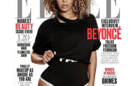 Beyoncé Covers ELLE's Spring Issues