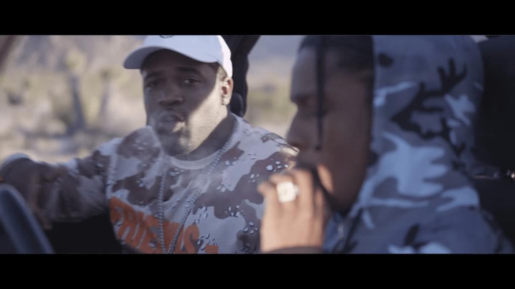 "A$AP Ferg Feat. A$AP Mob ""Yammy Gang"" Video"