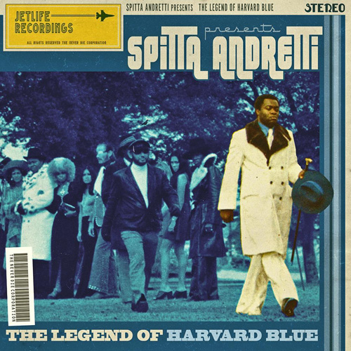 Curren$y 'The Legend Of Harvard Blue'