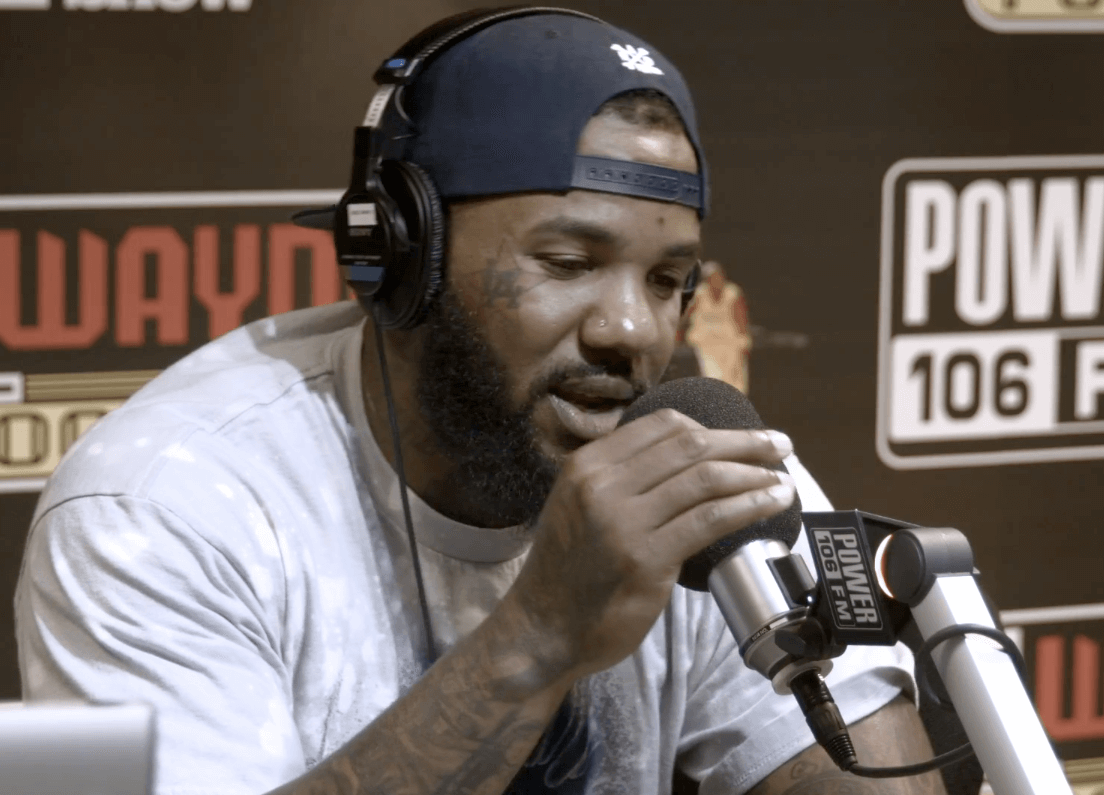 The Game Breakfast Bars Freestyle