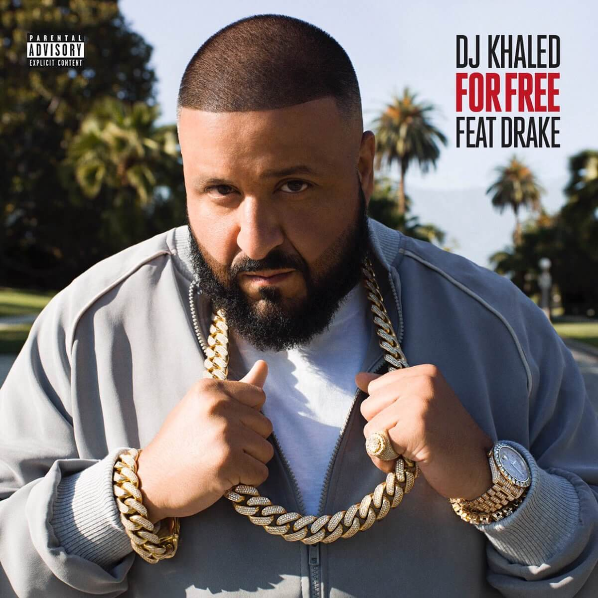 DJ Khaled - For Free f/ Drake [New Song]