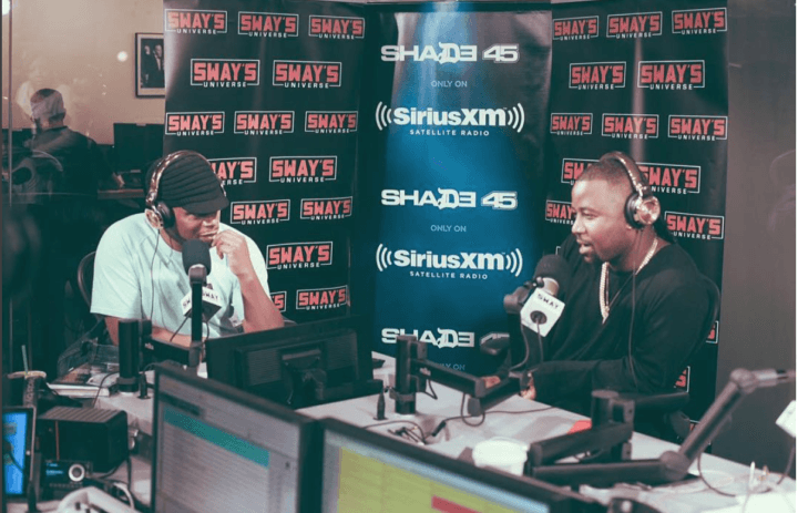 Cassper Nyovest On Sway In The Morning