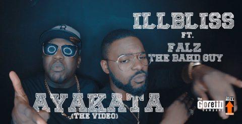 iLLbliss and Falz Ayakata Video