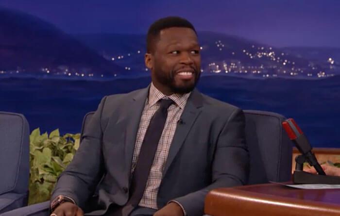 50 Cent Talks Kanye West, Bankruptcy, & Arrest on 'Conan'