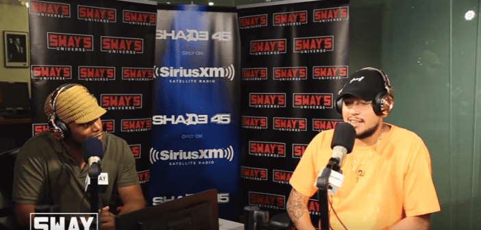 AKA Interview On Sway In The Morning