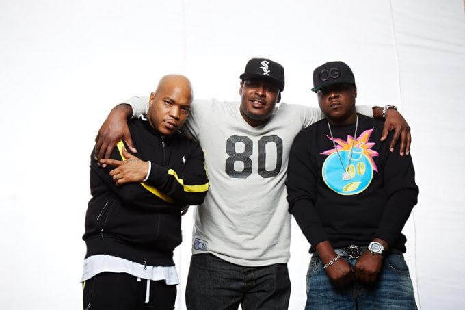 The Lox - Feel My Pain f/ Rick Ross [New Song]