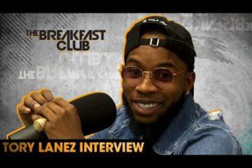 tory lanez breakfastclub